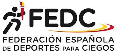 Logotipo de la Federación Española de Deportes para Ciegos.