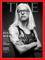 Susana Rodríguez, portada de la revista Time