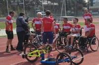 Jornada Iniciación Ciclismo