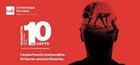 Universidad Europea. Los 10 de CAFYD