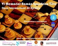Cartel VI Memrorial Ramón Escudeiro
