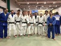 Concentración diciembre Judo